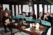 The Arden Consort at Mary Arden House