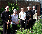 The Arden Consort at Boscobel House